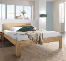 Schlafzimmer Massivholz Biologisch Geöltes Massivholzbett