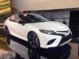 camry toyota price 2018 toyota camry xse price specs interior release date 2018