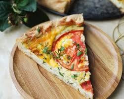 comment cuisiner la mozzarella quiche fondante tomates mozzarella cuisine az