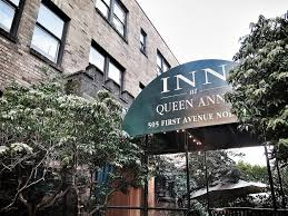 Map Queen Anne Seattle by Inn At Queen Anne Seattle Wa Booking Com