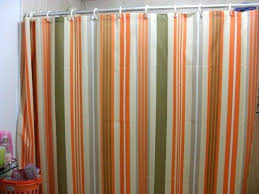 No Liner Shower Curtain Grey Bathroom Curtains Juniorderby Me