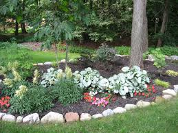 Ideas For Landscaping by Outstanding Shady Front Yard Landscaping Ideas Pictures Ideas