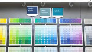 Sherwin Williams Sherwin Williams New Color System Youtube