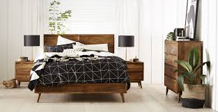 Modern Bedroom Furniture Design Furniture Mid Century Bed By Ashley Furniture Austin With Black