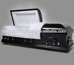 black casket wholesale caskets dominion wood veneer black funeral casket buy