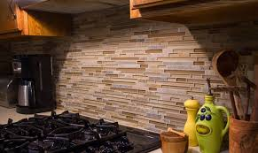 how to install glass mosaic tile backsplash in kitchen black stove and glass mosaic tile backsplash for small