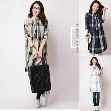 winter maternity clothes retro plaid casual maternity dresses fall winter pregnancy