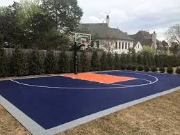 backyard basketball court backyard basketball court 14 home