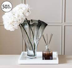 Handkerchief Vase Coloured Glass Vases Kelly Hoppen London Avenue15 Co Uk