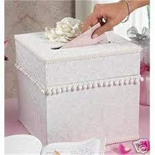 wedding gift card holder satin wedding chest favor card holder gift box 1802639