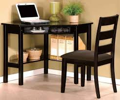 Corner Desks With Hutch For Home Office by Small Corner Desk With Hutch Black High Gloss Small Corner