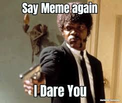 I Say Meme - memes frame layout mememe meme generator wordpress plugin