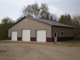 Metal Siding For Pole Barns Colorado Pole Barns For Garages Sheds U0026 Hobby Buildings