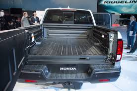 mitsubishi mini truck bed size 5 things to know about the 2017 honda ridgeline