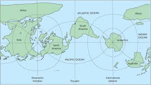 International Date Line Map Bio221 Lecture 2