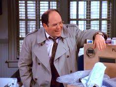 George Costanza Under Desk The Heart Attack George I Think I U0027m Having A Heart Attack Jerry