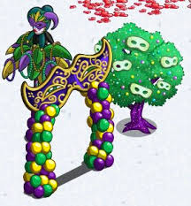 mardi gras items farmville carnival items mardi gras balloon quarter and