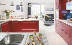 implantation cuisine ouverte idée implantation cuisine ouverte design de maison