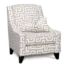 Grey And White Accent Chair Sofa Gorgeous Upholstered Accent Chair Traditional Armchairs And