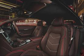 custom maserati interior maserati grancabrio sport with custom interior by vilner gtspirit