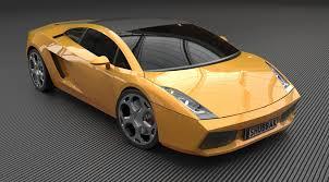 Lamborghini Gallardo New Model - lamborghini gallardo 2005 3d model cgtrader