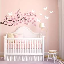 Etsy Wall Decals Nursery Cherry Blossom Wall Decal Etsy Wall Decals Nursery Wall Decals