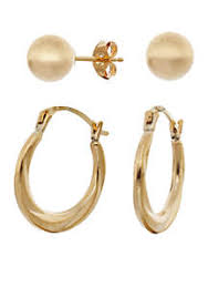 earrings gold earrings belk