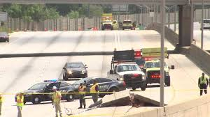 Atlanta Bypass Map by Section Of Westbound I 20 In Atlanta Buckles Almost Kills