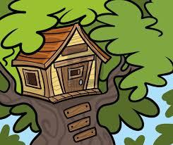 how to draw a treehouse by darkonator drawinghub