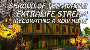 Decorate A House Game by Shroud Of The Avatar Extra Life Stream U2022 Decorating A Viking 4
