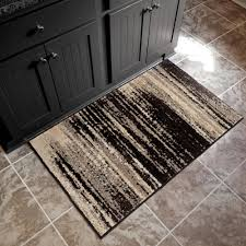 Black And Beige Area Rugs Better Homes And Gardens Black Shaded Lines Area Rug Walmart Com