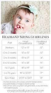 baby headband diy no sew baby flower headbands
