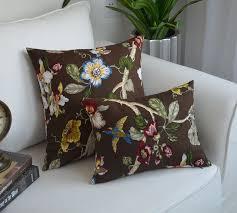 taie d oreiller pour canapé brun taie d oreiller pour canapé coussin une scène idyllique