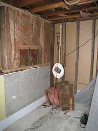 Diy Basement Bathroom Raised Ranch Basement Bathroom Project Carpentry Diy Chatroom