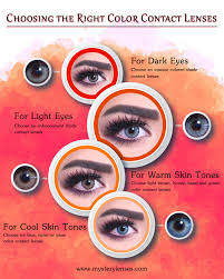 Light Brown Contact Lenses Choosing The Right Color Contact Lenses By Mysterylenses On Deviantart