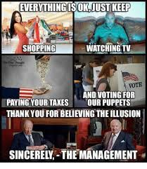 Voting Meme - everything sokoiust keep watching tv shopping the free thought