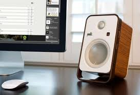 Polk Bookshelf Speakers Review Polk Audio Hampden Review Desktop Speakers With Style