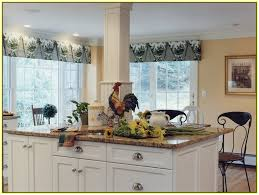 Sunflower Kitchen Curtain by Sunflower Kitchen Décor For Different Look The New Way Home Decor
