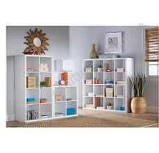 White Cube Bookcase Brenton Studio Outlet Cube Bookcase 8 Cube 52 3 9