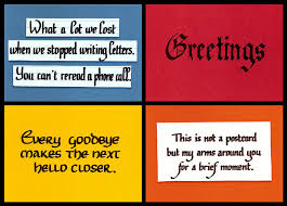 postcard 4 pack letter quotes by itti on deviantart