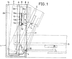 Folding Bed Mechanism Apparatus For Opening And Closing Folding Bed Patent 0557629