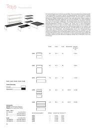 Esszimmerst Le Deutscher Hersteller Kartell Trays Tisch Von Piero Lissoni Designermöbel Von Smow De