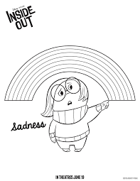 inside out coloring pages best coloring pages for kids
