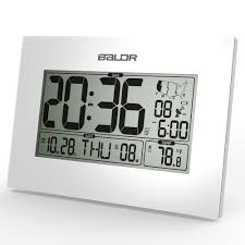 Office Wall Clocks Wall Clocks With Date And Temperature