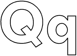 Letter Q Coloring Pages 1 Nice Coloring Pages For Kids Coloring Pages Q
