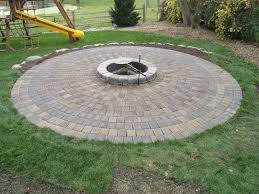 Backyard Patios With Fire Pits Furniture U0026 Accessories Redesign Fire Pit Grill Bayville As The