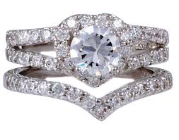 Plastic Wedding Rings by Engagement Rings Bk Awesome Engagement Rings Amazon 1 Carat