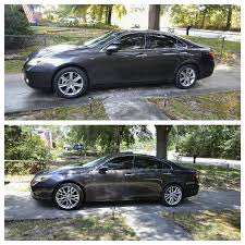 lexus winter rims 2008 es350 19
