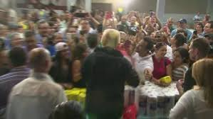 Paper Throwing Meme - trump throws paper towels in puerto rico cnn video