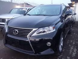 used lexus rx 350 for sale in nigeria car parts